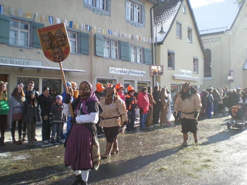 Fasnetssonntag   Umzug Markdorf